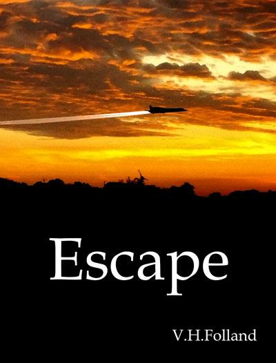 Escape short story cover